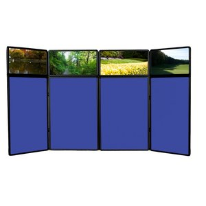 Show 'N' Fold Tabletop Display – 8' – Header Main Image