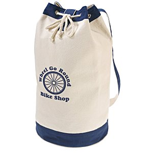 Canvas Sling Boat Tote Main Image
