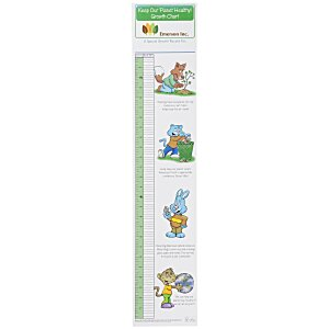 Keep Our Planet Healthy Growth Chart