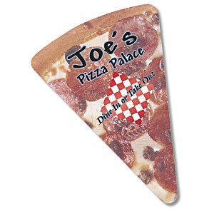 Bic Die Cut Magnet - Pizza Main Image