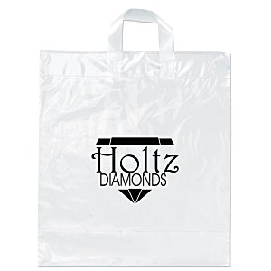 "Convention Bag with Soft-Loop Handles - 18"" x 16"" Main Image"
