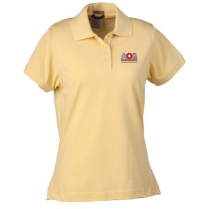 Solarshield UPF 30+ Easy Care Pique Polo - Ladies' Main Image