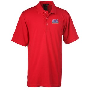 Solarshield UPF 30+ Easy Care Pique Polo - Men's Main Image