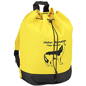 Drawstring Tote Backpack Main Image