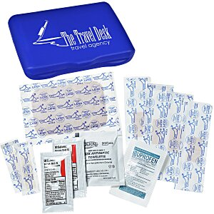 Companion Care First Aid Kit - Opaque