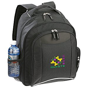 Urban Wonder Laptop Pack - Embroidered Main Image