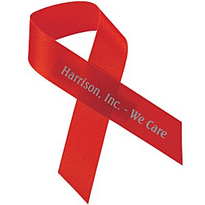 Awareness Ribbon with Pin Main Image