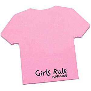Post-it® Custom Notes - Shirt - 25 Sheet Main Image