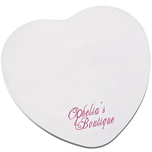 Post-it® Custom Notes - Heart - 25 Sheet
