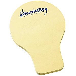 Post-it® Custom Notes - Bulb - 25 Sheet Main Image