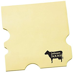 Post-it® Custom Notes - Cheese - 50 Sheet Main Image