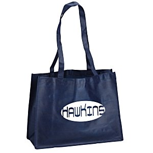 "Celebration Shopping Tote Bag - 12"" x 16"" - 28"" Handles"