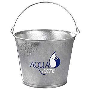 5 qt. Galvanized Metal Pail Main Image