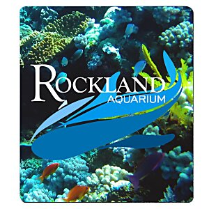 "Firm Mouse Pad - 7-1/2"" x 8-1/2"" - Rect"