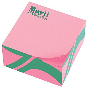Neon Post-it® Cubes - 285 Sheets Main Image