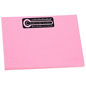 "Neon Post-it® Notes - 3"" x 4"" - 50 Sheet Main Image"