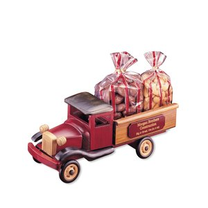 Vintage Pick-up Truck w/Almonds & Cashews