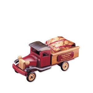 Vintage Pick-up Truck w/Cashews Main Image