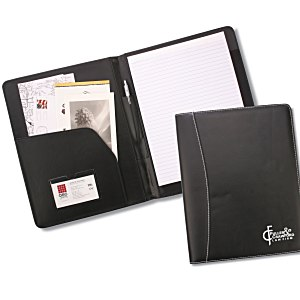 Agent Leatherette Folder Main Image