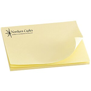 "Post-it® Notes - 3"" x 4"" - 50 Sheet - Colors"