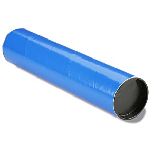 "Stock 12"" Mailing Tube - Custom Message"