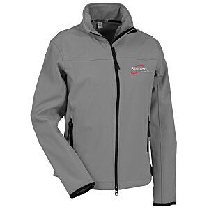 Port Authority Soft Shell Jacket - Ladies' Main Image