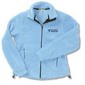 Port Authority Fleece Jacket - Ladies' Main Image