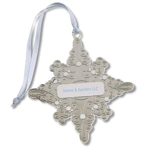 Holiday Ornament - Snowflake