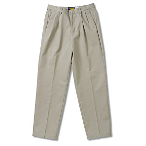 Teflon Treated Pleated Twill Pants - Ladies' Main Image