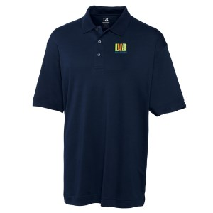 Cutter & Buck DryTec Birdseye Polo - Men's