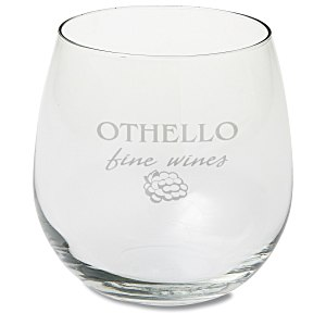 Stemless Red Wine Glass - 16.75 oz. Main Image