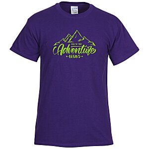 Gildan 6 oz. Ultra Cotton T-Shirt - Men's - Screen - Colors Main Image