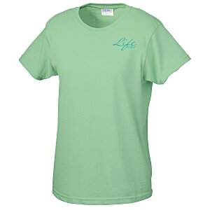 Gildan 6 oz. Ultra Cotton T-Shirt - Ladies' - Screen - Colors