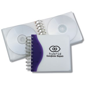 Accent 24 CD Holder - Closeout Main Image