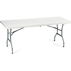 6' Portable Folding Table Main Image