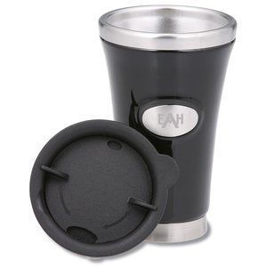 Stainless Steel and Ceramic Tumbler - 12 oz. Main Image