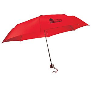 "Trendy Telescopic Folding Umbrella - 42"" Arc Main Image"