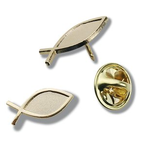Lapel Pins - Fish - Unimprinted Main Image