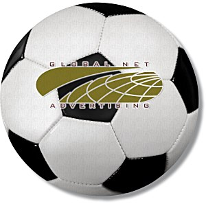 Action Mouse Pad - Soccer Ball Main Image