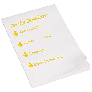 "Post-it® Super Adhesive Notes - 6"" x 4"" Main Image"