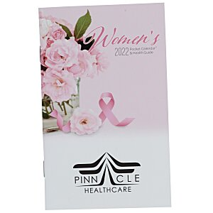 Pocket Calendar & Guide - Women's Health Main Image