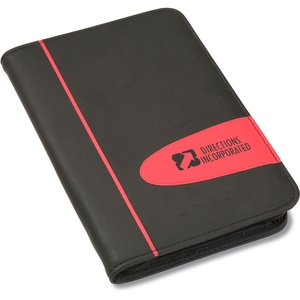 Eclipse Jr Zippered Padfolio Main Image