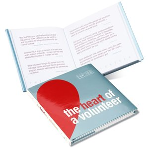 Gift of Inspiration Book: The Heart of a Volunteer Main Image