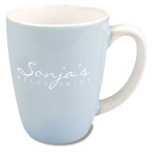 Pastel Two-Tone Mug - 12-1/2 oz. Main Image