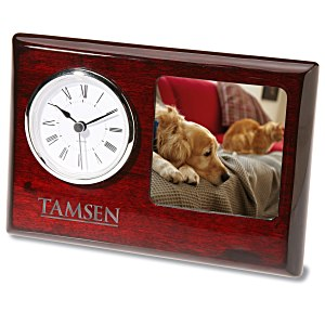 Madera Clock & Picture Frame Main Image