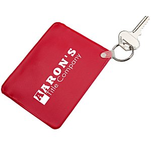Waterproof Wallet with Key Ring - Opaque Main Image