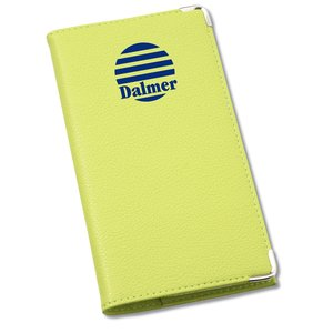 Soft Touch Pocket Notebook