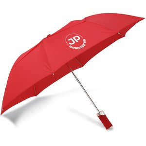 Zephyr Folding Umbrella w/Gel Grip - Closeout Main Image