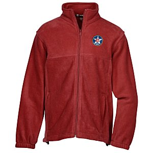 Harriton Full-Zip Fleece - Men's Main Image