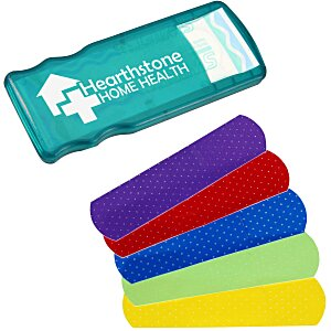 Kidz Bandage Dispenser – Translucent - Colors Main Image